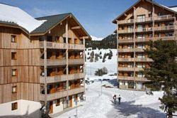 Skivakantie Residence Les Chalets Superd